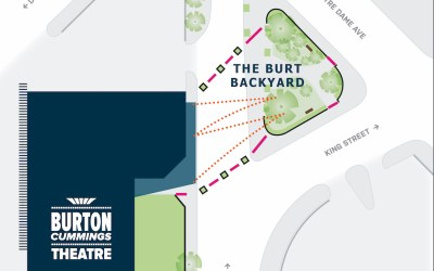 Smith Street Closures in Effect for 'The Burt Backyard'