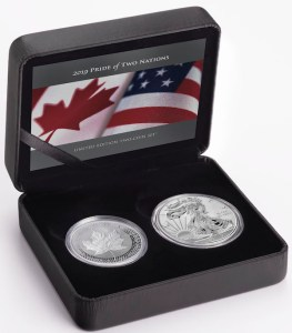Pride of Two Nations Coins