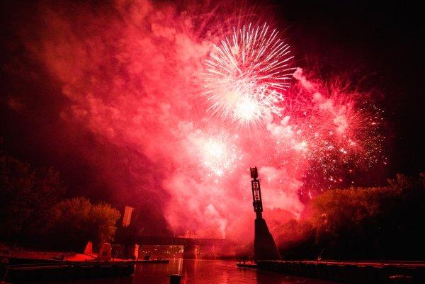The Forks - Fireworks