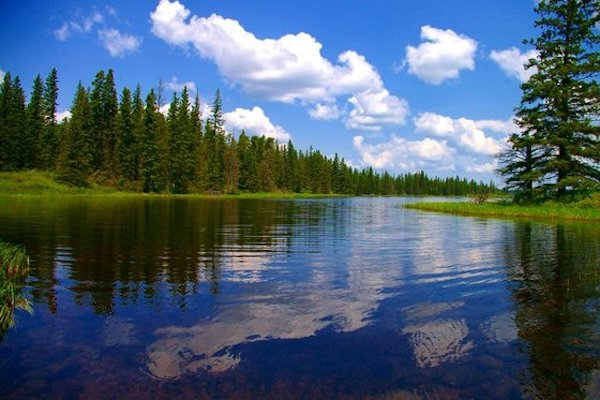 Whirlpool Lake