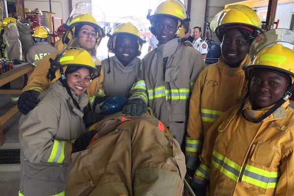 Youth Firefighters