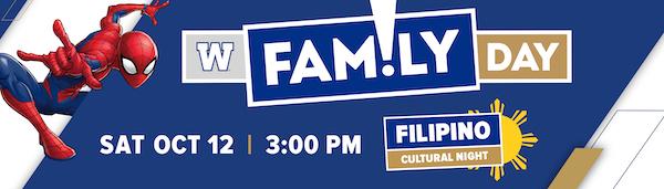 Winnipeg Blue Bombers - Family Day