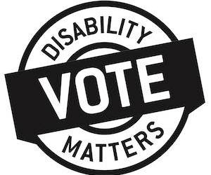 'Disability Matters Vote' Holding Rally Ahead of Election