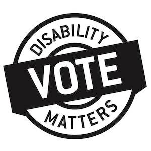 Disability Matters Vote