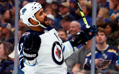 Cheveldayoff Sheds Little Light on Complicated Relationship Between Jets and Byfuglien