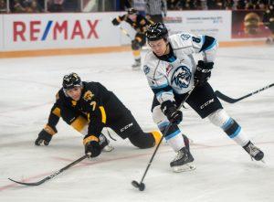 Winnipeg Ice - Brandon Wheat Kings