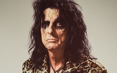 Alice Cooper to Play Centennial Concert Hall in April