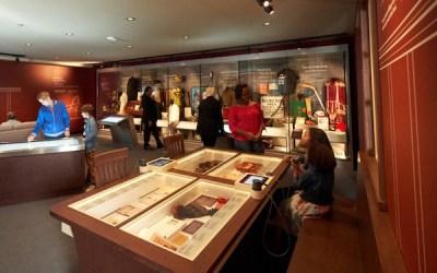 Winnipeg's Rich History on Display in Manitoba Museum Exhibit