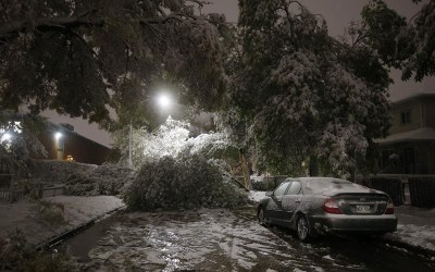 Winnipeg's Financial Hit from October Snowstorm Nearing $10M