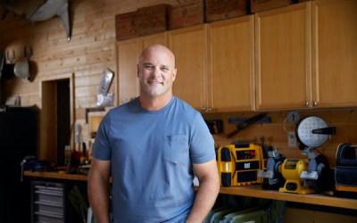 Bryan Baeumler Returning to Headline Winnipeg Renovation Show