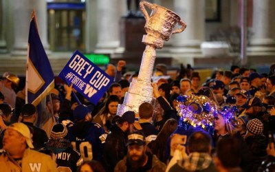 Grey Cup Parade Road Closures in Effect Downtown