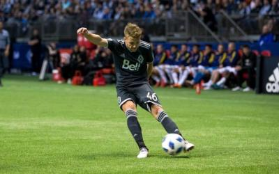 Former Whitecap Brett Levis Signs with Winnipeg's Valour FC in CPL