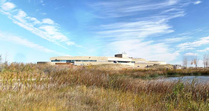 Oak Hammock Marsh Interpretive Centre