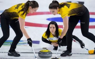 Manitoba's Kerri Einarson Wins Canadian Women's Curling Championship