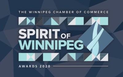 Eight Businesses Recognized at Spirit of Winnipeg Awards