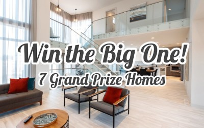 Discover the Grand Prize Homes in the St. Boniface Mega Million Choices Lottery