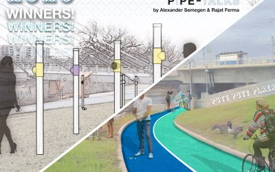 Calgary Design Teams Impress in Unconventional 'Cool Gardens' Competition