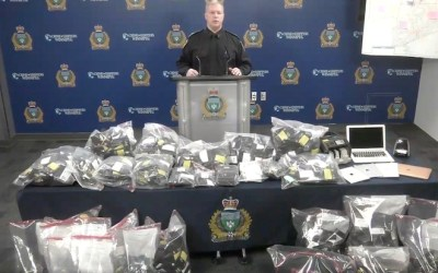 Police Shut Down Illegal 'Dr. Kush' Cannabis Delivery Service