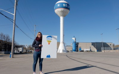 Selkirk Delaying Project to Repaint City's Water Tower