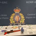 Four Charged When Stolen Vehicle, Drugs & Weapons Found in Portage la Prairie