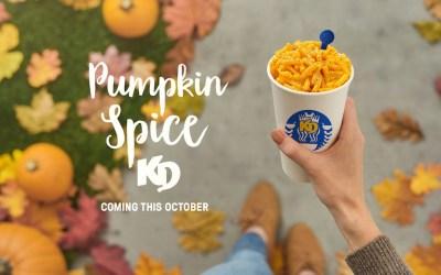 'Ain't No Basic Batch': Pumpkin Spice Kraft Dinner is Coming