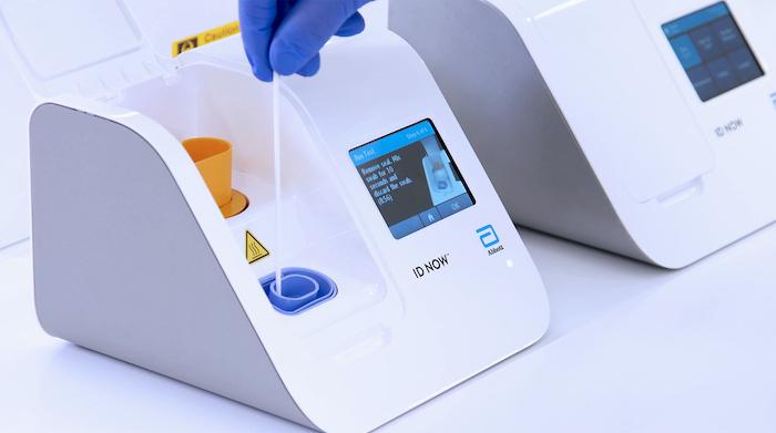 Abbott ID NOW Rapid Test