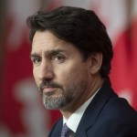 Trudeau Says Pandemic 'Really Sucks,' and That Christmas Gatherings Are Up in the Air