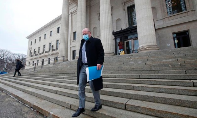 Manitoba COVID-19 Model Shows One Death for Every 48 Infections