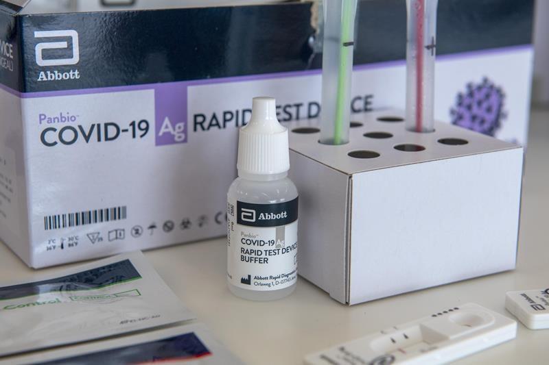 Coronavirus Test