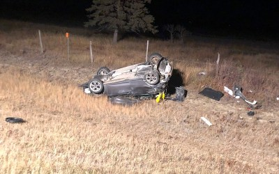 Man Charged with Impaired Driving After Rolling Vehicle Near Gimli