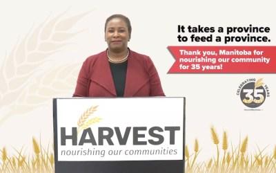 Winnipeg Harvest Rebrands to Harvest Manitoba