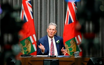 Manitoba Premier Brian Pallister Shuffles Cabinet Lineup Amid Low Poll Numbers