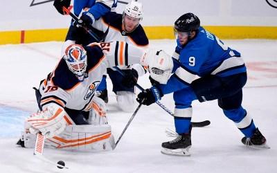 Draisaitl's Game-Winner with One Second Left Pushes Edmonton Over Winnipeg