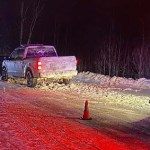 Officer Injured in Head-On Crash in Norway House