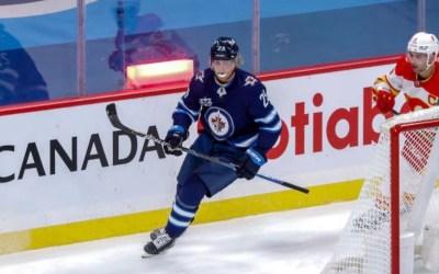 Jets Trade Laine, Roslovic to Blue Jackets for Dubois