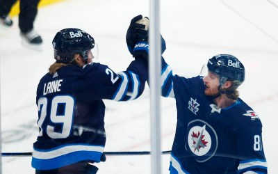 Laine's Three-Point Night Earns Winnipeg Jets 4-3 OT Win Over Calgary Flames