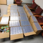 Brandon RCMP Seize Illegal Tobacco on Highway 1