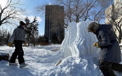 'Snowfas' a Chance to Take a Winter Load Off in Downtown Winnipeg