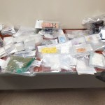 Four Charged After Seizure of Drugs, Weapons in Swan River