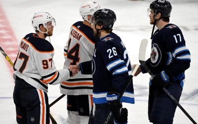 Rested Winnipeg Jets Eager to Face High-Flying Montreal Canadiens in Round Two