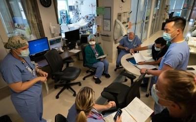 Manitoba Doctors Cite 'Staggering' Pandemic Backlog of Medical Surgeries, Tests