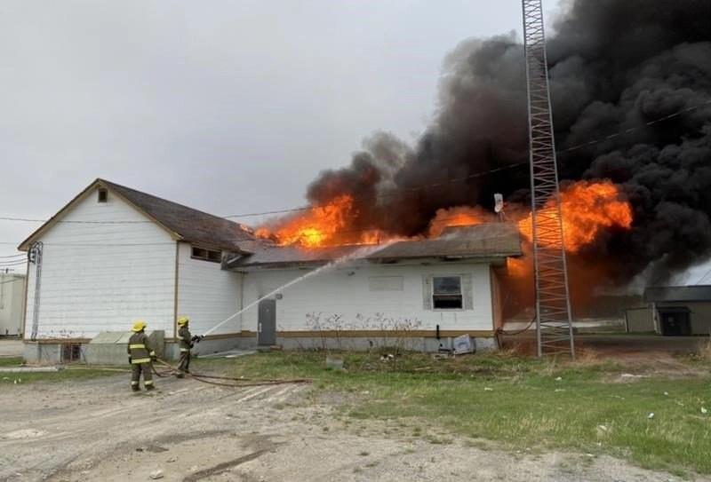 Pimicikamak Cree Nation Fire