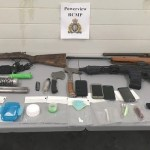 Two Charged After Weapons, Drugs Seized in Hillside Beach