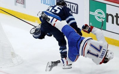 Jets' Scheifele Says Family Bullied After Heavy Hit on Montreal's Evans