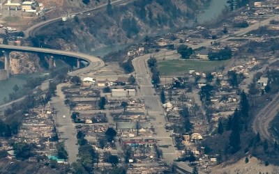 Fire Destroys Most Homes and Buildings in Lytton, B.C.; Some Residents Missing