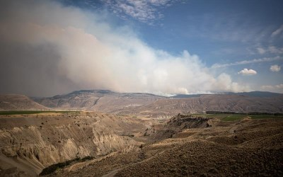 Wildfire Report Author Says Heat Dome Highlights Need for New Plans in Wildfire Fight