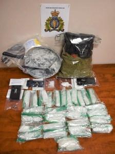 Winnipeg Drug Seizure