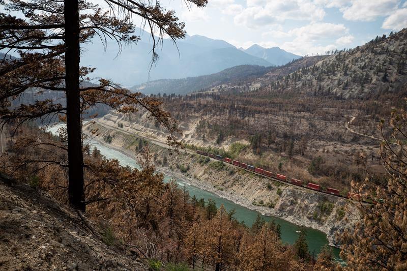 CP Rail - Lytton, B.C.