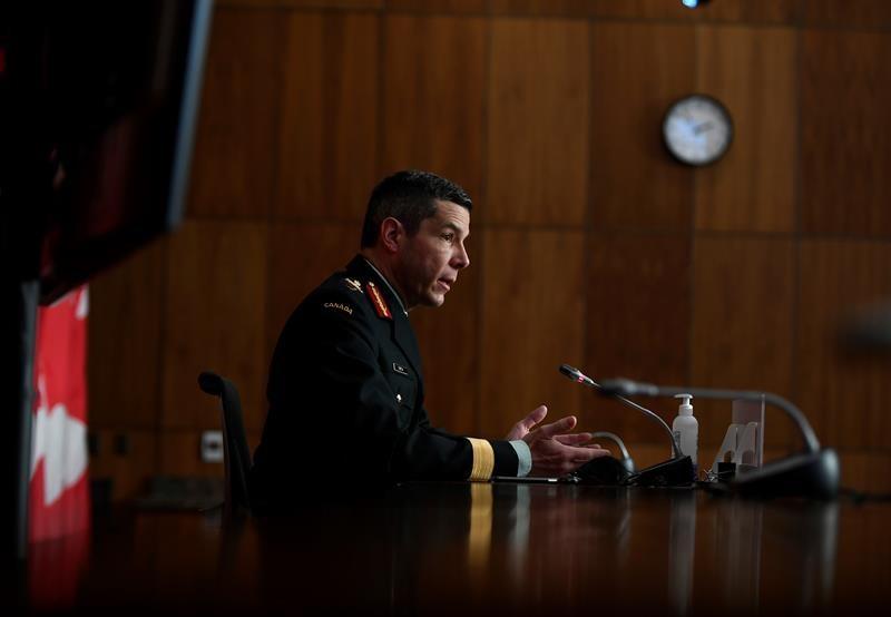 Maj.-Gen. Dany Fortin