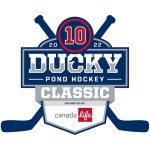 Registration Opening for Inaugural Ducky Pond Hockey Classic
